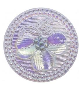 Botón de Cristal