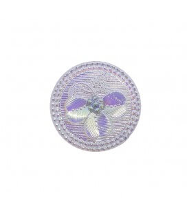 Botón de Cristal - 6cm
