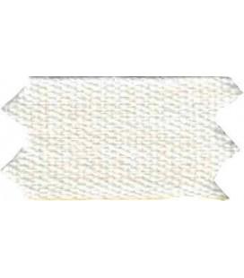 Coton bêta 15mm - Rouleau 100 mètres - Couleur blanche