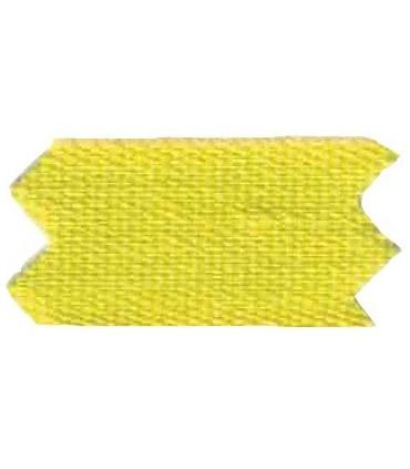 Beta algodón 15mm - Rollo 100 metros - Color Amarillo Fuerte