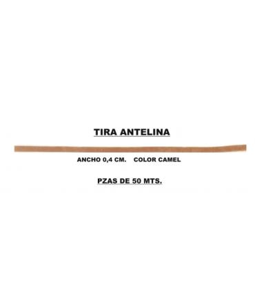 Tira Antelina (50 metros) - Color Camel