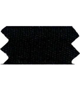 Beta algodón 15mm - Rollo 100 metros - Color Negro