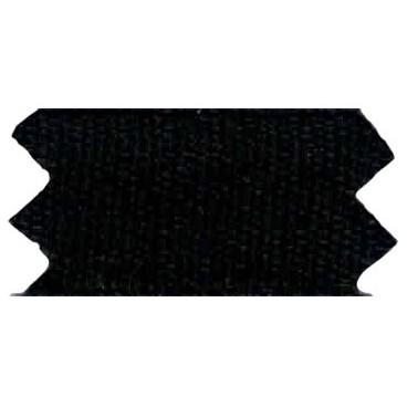 Beta algodón 8mm - Rollo 100 metros - Color Negro