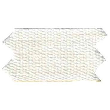 Beta algodón 25mm - Rollo 100 metros - Color Blanco