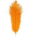 Straußenfedern 1. Qualität (30-33 cm) 12 Stück
