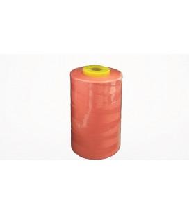 Polyesterfaden 5000 yd 40/2 - Lachs (12 Stk.)