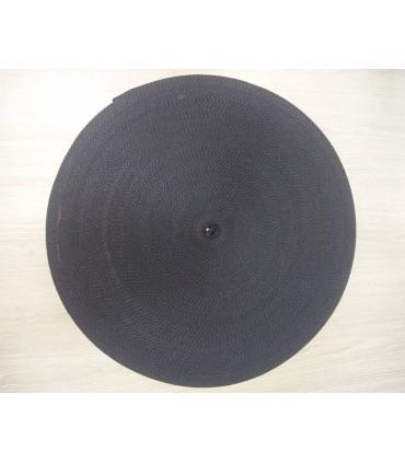 Polyesterband - Verschiedene Größen - Rolle 50 Meter - 2 Farben