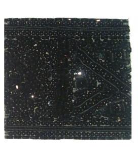 Pasamanería Abalorio - Ancho: 9cm - Pieza 3 metros