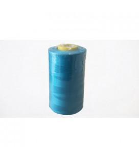 Fil de polyester 5000 m 40/2 - Turquoise foncé (12 pcs.)