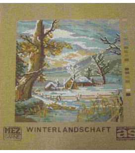 Cañamazo Tapestry - Nº 17- 25cm x 35cm