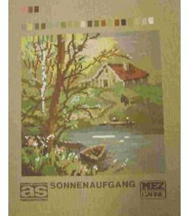 Cañamazo Tapestry - Nº 19- 30cm x 30cm