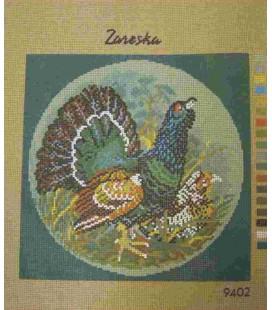 Cañamazo Tapestry - Nº 19- 31cm x 31cm