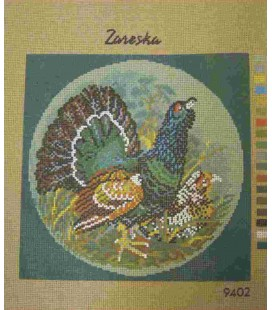 Cañamazo Tapisserie - Nr. 19- 31cm x 31cm