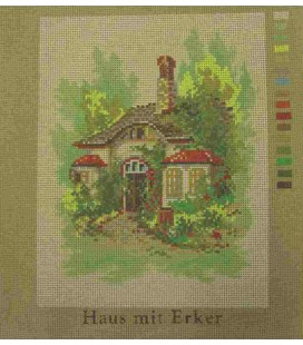 Cañamazo Tapestry - Nº 36 - 25cm x 32cm