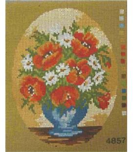Cañamazo Tapestry - Nº 42 - 18cm x 24cm