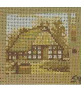 Cañamazo Tapestry - Nº 54 - 9cm x 9cm