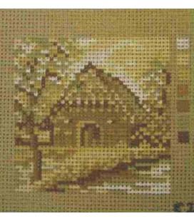 Cañamazo Tapestry - Nº 57 - 9cm x 9cm