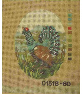 Cañamazo Tapestry - Nº 60-P - 15cm x 20cm