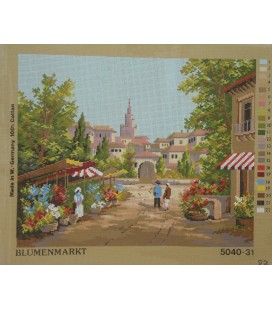 Cañamazo Tapestry - Nº 87 - 50cm x 40cm