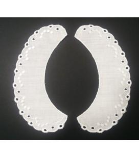 Cuello Bebé - 17,8 x 4,8cm - 5 unidades