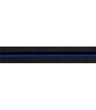 Elastische Schnur - Rolle 100 m. - Elektrische blaue Farbe
