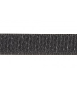 Sewing Velcro 2cm - Black Color ONE SIDE (RUGGED)