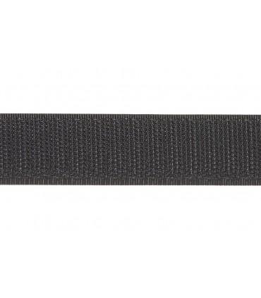 Loop Hook de Coser 2cm - Color Negro UNA CARA (RUGOSA)