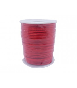 Mouse tail - width: 2mm - Red color