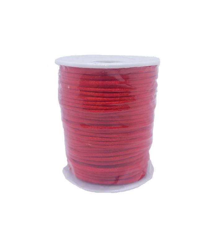Maus Schwanz Breite 2mm Rote Farbe Merceria Mayorista Robles