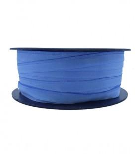 Double Side Satin Ribbon - 3/4 (6,5 cm) - Rolle 25 und 100 Meter - Hellblau