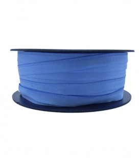 Double Side Satin Ribbon - 3/4 (6,5 cm) - Rolle 25 und 100 Meter - Hellblau