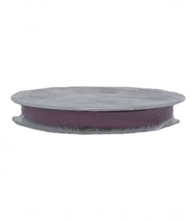 Ruban Satin Double Face - 3/4 (6.5cm) - Rouleau 25 et 100metros - Bordeaux