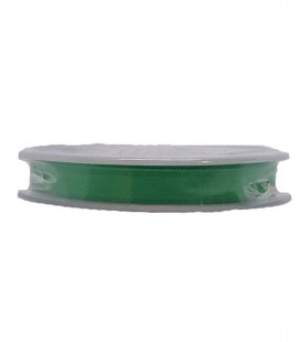 Double Side Satin Ribbon - 3/4 (6.5cm) - Roll 25 and 100metros - Emerald green