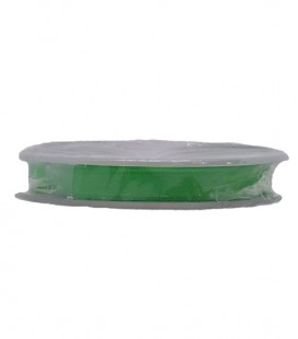 Double Side Satin Ribbon - 3/4 (6,5cm) - Roll 25 and 100metros - Andalusian green color