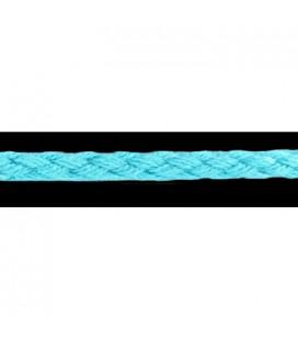Cord 100% Baumwolle - Farbe Türkis - Rolle 100m