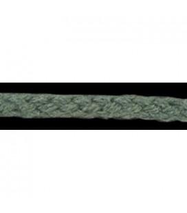 Cordón 100% Algodón - Color Verde Botella - Rollo 100m