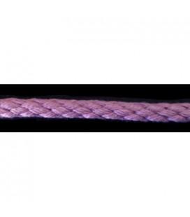 Cordón 100% Algodón - Color Lila - Rollo 100m