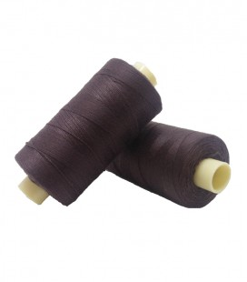 Thread Torzal 400m - Box of 6 pcs. - Brown