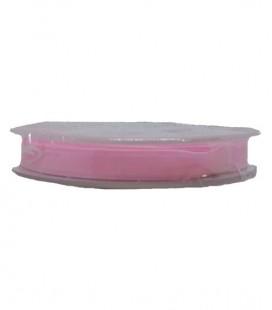 Ruban Satin Double Face - 3/4 (6.5cm) - Rouleau 25 et 100metros - Couleur rose