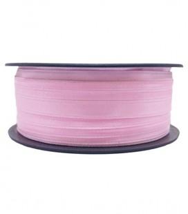 Cinta Satén Doble Cara - 3/4 (6,5cm) - Rollo 25 y 100metros - Color rosa