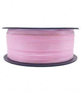 Double Side Satin Ribbon - 3/4 (6.5cm) - Roll 25 and 100metros - Pink color