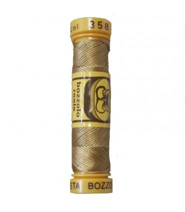 Silk thread - 10 rolls of 10 meters - Col.358