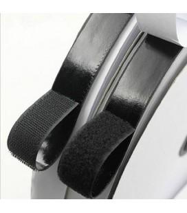 Pack Velcro adhesivo 24 Rollos Completos (1200 metros) - Marca Loop Hook