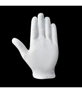 Schaumhandschuhe - Größe 7 Lady (Größe S) - 12 Einheiten