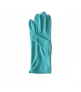 Guantes de Espuma para Señora - 45cm largo - Paquete de 12 pares - Varios Colores