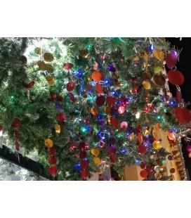 Paiet Decorativos Circulares - 13 colores - 3 medidas - (Bolsa de 50 gr)