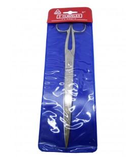 """Ciseaux de tailleur - 3 claveles - 9"""" (22,86 cm)"""