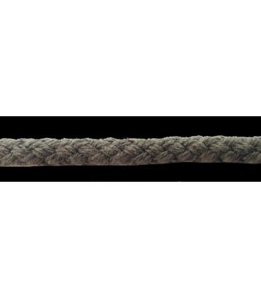 Cord 100% Cotton - Colour khaki - Roll 100m