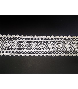 Guipure-Spitze - Breite 5,5 cm - 5 Farben - Stück von 8,5 Metern