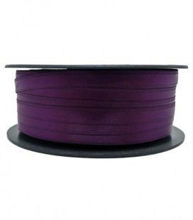 Double Side Satin Ribbon - 3/4 (6,5 cm) - Rolle 25 und 100 Meter - Flieder